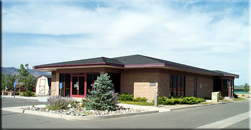Dayton Valley Branch Library