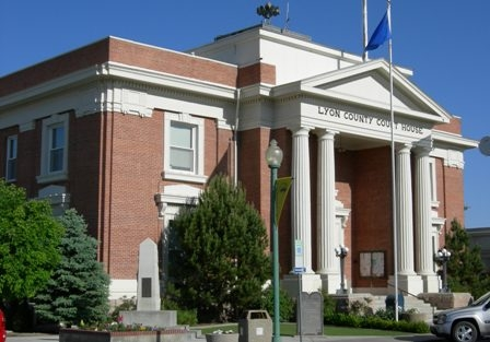 Picture of Lyon County Courthouse